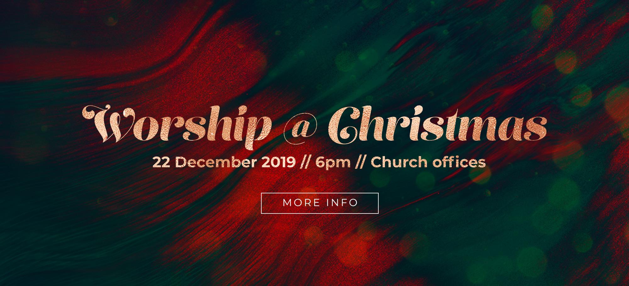 Worship @ Christmas
